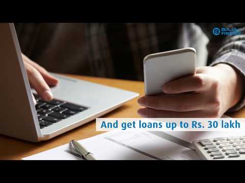 Avail your pre approved Business Loan offer now   Bajaj Finserv